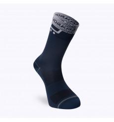 BJORKA TEAM 2021 blue summer cycling socks
