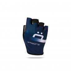 BJORKA ISOARD 2021 black / dark blue summer cycling gloves