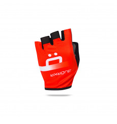 BJORKA ISOARD 2021 black / red summer cycling gloves