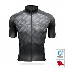 BJORKA maillot vélo manches courtes Team Pro 2021 Noir