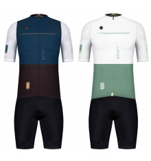 GOBIK ATTITUDE and GRAVITY K12 men's cycling outfit 2021