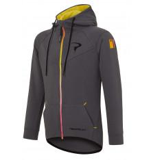 PINARELLO Lifestyle GTW grey men's hoodie 2021