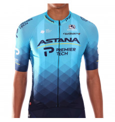 ASTANA maillot vélo manches courtes Premier Tech FR-C Pro 2021