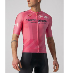 Maillot velo manches courtes GIRO D'ITALIA Race rose 2021