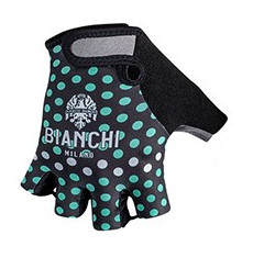 BIANCHI MILANO Enas summer cycling gloves