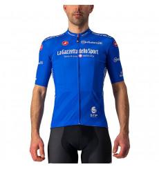 GIRO D'ITALIA Maglia Azzurro COMPETIZIONE short sleeve jersey 2021
