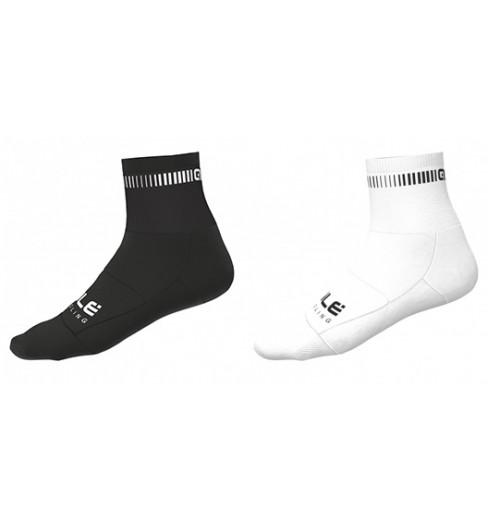 ALE LOGO Q-SKIN 2021 cycling socks