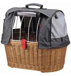 KLICKFIX panier vélo porte-bagages ou porte-bagages avant Doggy Korbklip 40L