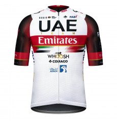 GOBIK maillot vélo manches courtes homme INFINITY WORLD TOUR UAE TEAM EMIRATES 2021