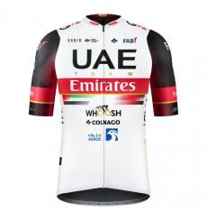 GOBIK ODISSEY UAE TEAM EMIRATES 2021 unisex short sleeve cycling jersey