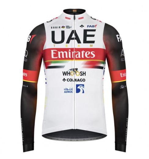 GOBIK maillot vélo manches longues unisexe Pacer UAE TEAM EMIRATES 2021