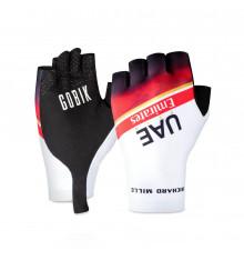 GOBIK Hawk UAE TEAM EMIRATES unisex summer cycling gloves 2021