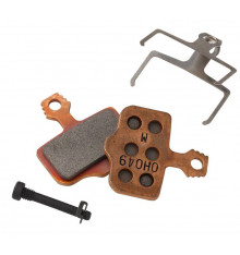 Plaquettes de frein SRAM métalliques pour Level / Elixir / Road 2P