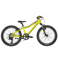 SCOTT SCALE 20 KID yellow MTB bike 2021