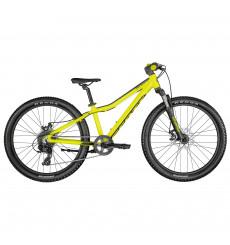 SCOTT SCALE 24 DISC KID yellow MTB bike 2021