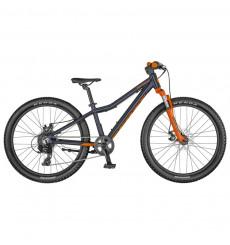 SCOTT SCALE 24 DISC KID COBALT BLUE MTB bike 2021