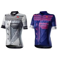 CASTELLI ASTRATTA women's cycling jersey 2021