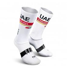GOBIK chaussettes vélo UNISEX VORTEX UAE TEAM EMIRATES 2021