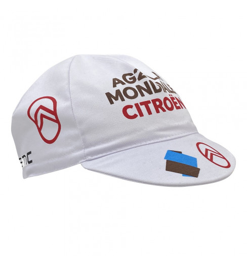 AG2R CITROËN TEAM casquette cycliste coton 2021