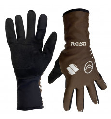 AG2R CITROËN TEAM WindTex winter cycling gloves 2021