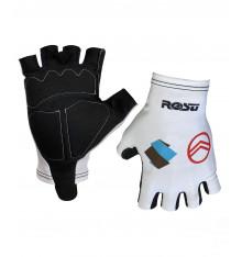 AG2R CITROËN TEAM summer cycling gloves 2021