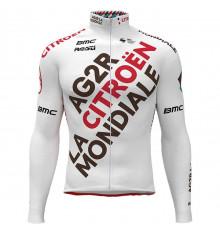 AG2R CITROËN TEAM maillot vélo manches longues 2021