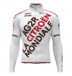 AG2R CITROËN TEAM long sleeve cycling jersey 2021
