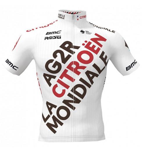 AG2R CITROËN TEAM short sleeves jersey 2021