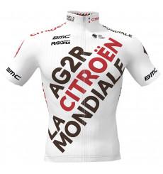AG2R CITROËN TEAM maillot vélo manches courtes 2021