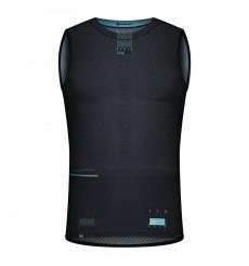 GOBIK SECOND SKIN BLACK LEAD men's summer sleeveless base layer 2021