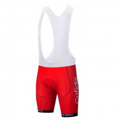 COFIDIS men's cycling bib shorts 2021