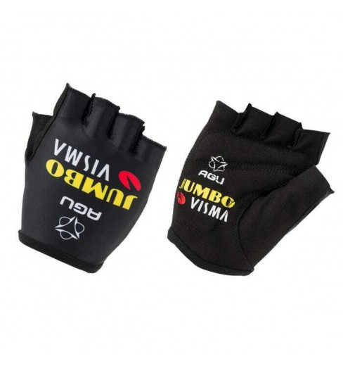 TEAM JUMBO VISMA gants velo courts Replica 2021