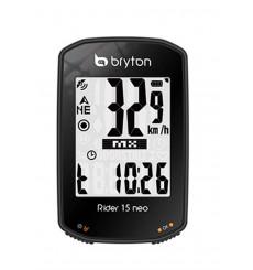 BRYTON compteur vélo GPS RIDER 15 NEO E