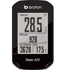 Bryton RIDER 420 E cycling GPS computer