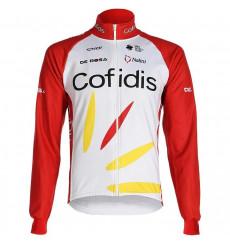 COFIDIS winter cycling jacket 2020