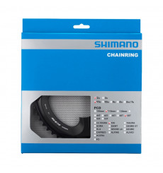 SHIMANO chainring 50T for FC-R7000 - Black