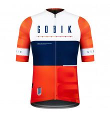 GOBIK maillot unisexe vélo manches courtes CX Pro RACE CLUB 2021