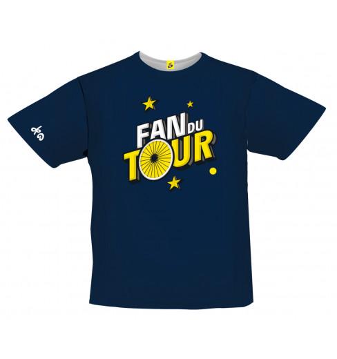 TOUR DE FRANCE t-shirt enfant FAN DU TOUR 2021