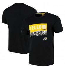 TOUR DE FRANCE Graphic Velo black men's T-shirt 2021