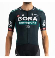 Bora Hansgrohe Tour De France Bomber short sleeve jersey 2021