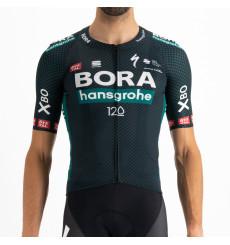 Maillot vélo manches courtes Tour De France Bomber Jersey BORA HANSGROHE 2021