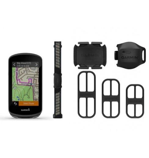 GARMIN Edge 1030 Plus GPS cycle computer Bundle