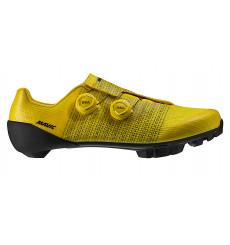 MAVIC Ultimate XC yellow  MTB shoes 2021