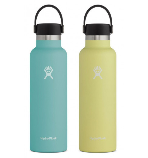 HydroFlask 21 oz Standard Mouth with Flex Cap Flask