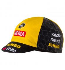 AGU casquette vélo TEAM JUMBO-VISMA 2021
