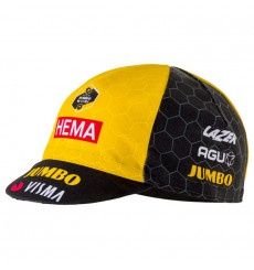 TEAM JUMBO VISMA summer cycling cap 2021