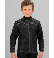 SPORTFUL Reflex reflective junior cycling jacket