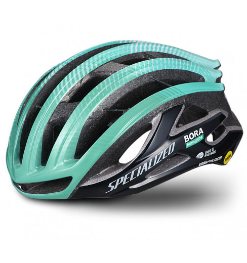 SPECIALIZED S-Works Prevail II Vent Team Bora Hansgrohe Angi MIPS  road helmet 2021