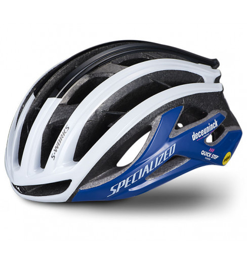 SPECIALIZED casque route S-Works Prevail II Vent Angi MIPS Team Deceuninck 2021
