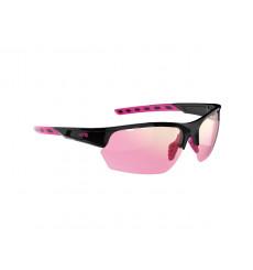 AZR lunettes de vélo KROMIC IZOARD Noir / Rose avec écran photochromique